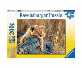 Ravensburger 12946 - Детски пъзел 200 ел. XXL - Лъвче