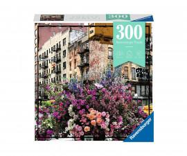 Ravensburger 12964 - пъзел 300 ел. - Цветя в Ню Йорк