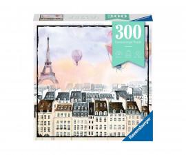 Ravensburger 12968 - пъзел 300 ел. - Балони над Париж