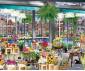 Ravensburger 13987 - пъзел 1000 ел. - Пазар на цветя в Амстердам thumb 2