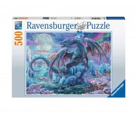 Ravensburger 14839 - пъзел 500 ел. - Мистичен дракон