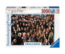 Ravensburger 14988 - пъзел 1000 ел. - Предизвикателство Хари Потър