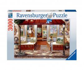 Пъзел за възрастни Ravensburger 3000 ел. - Галерия на изящните изкуства