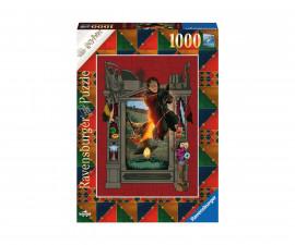 Ravensburger 16518 - пъзел 1000 ел. - Хари Потър и огнения бокал