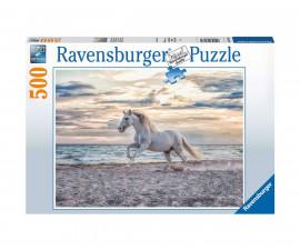 Ravensburger 16586 - пъзел 500 ел. - Галопиращ кон