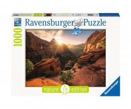 Ravensburger 16754 - пъзел 1000 ел. - Националният парк Зайон