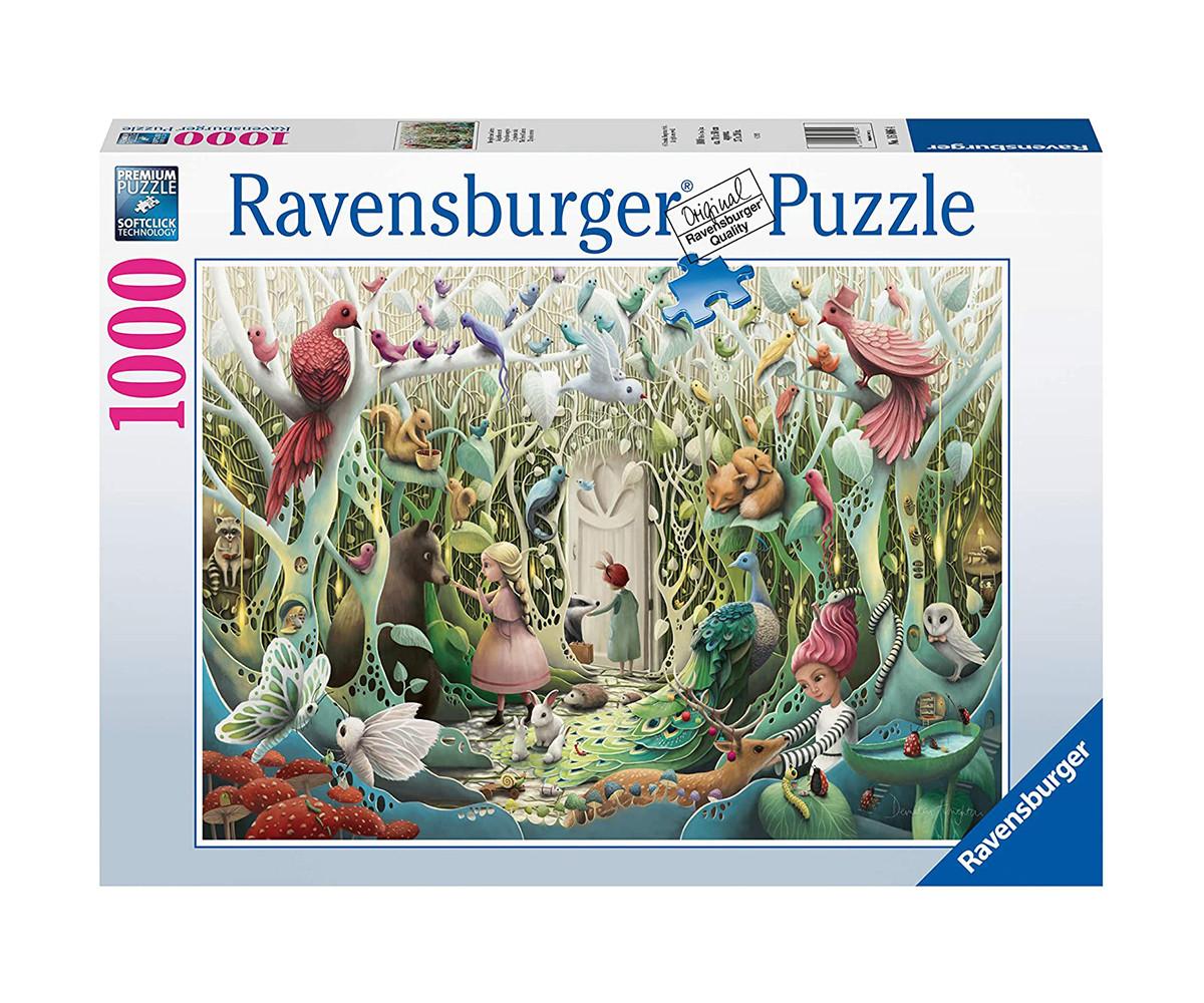 Ravensburger 16806 - пъзел 1000 ел. - Тайната градина