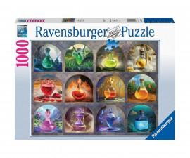 Ravensburger 16816 - пъзел 1000 ел. - Магически отвари