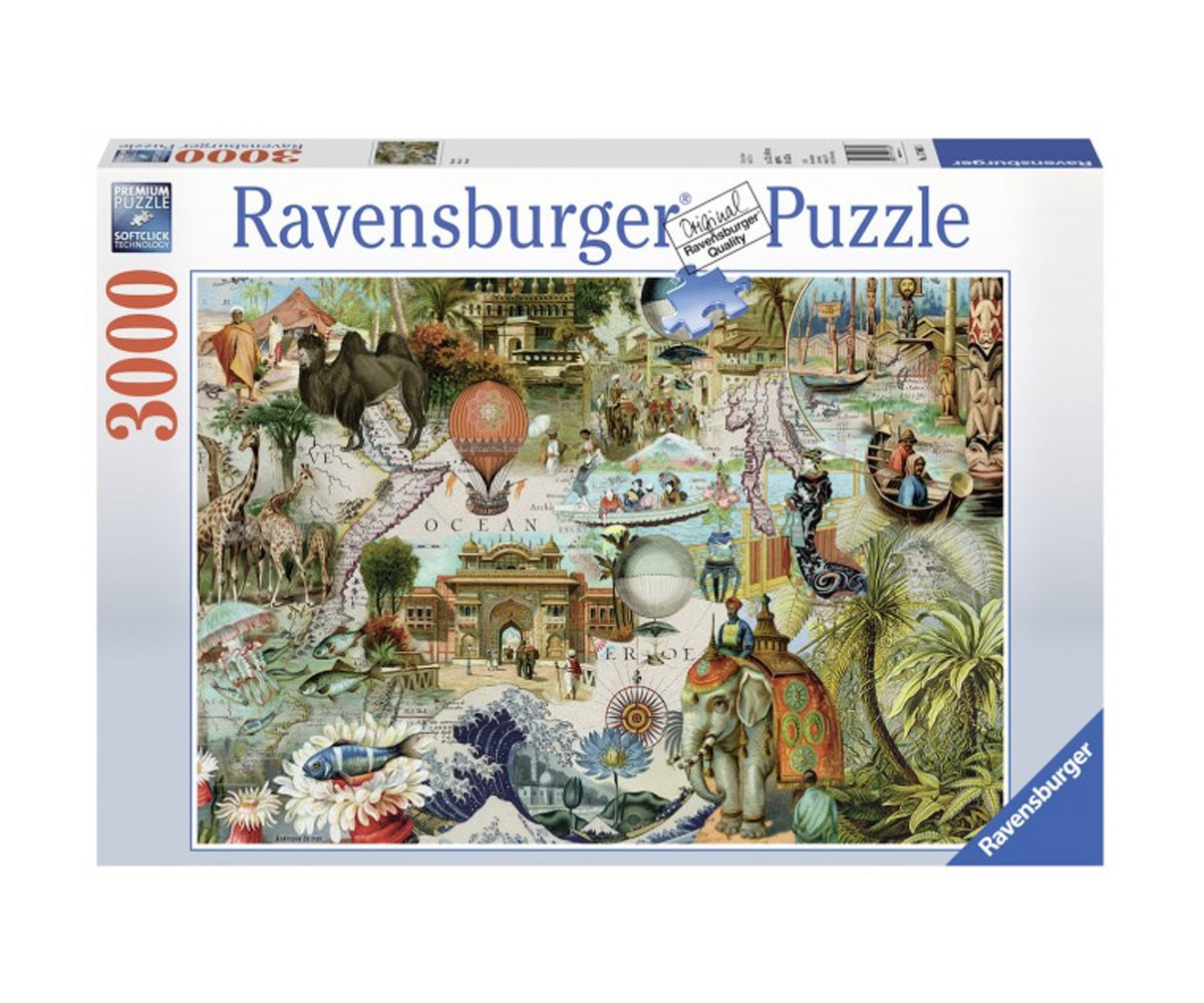 Пъзели Ravensburger Пъзели за възрастни 17068