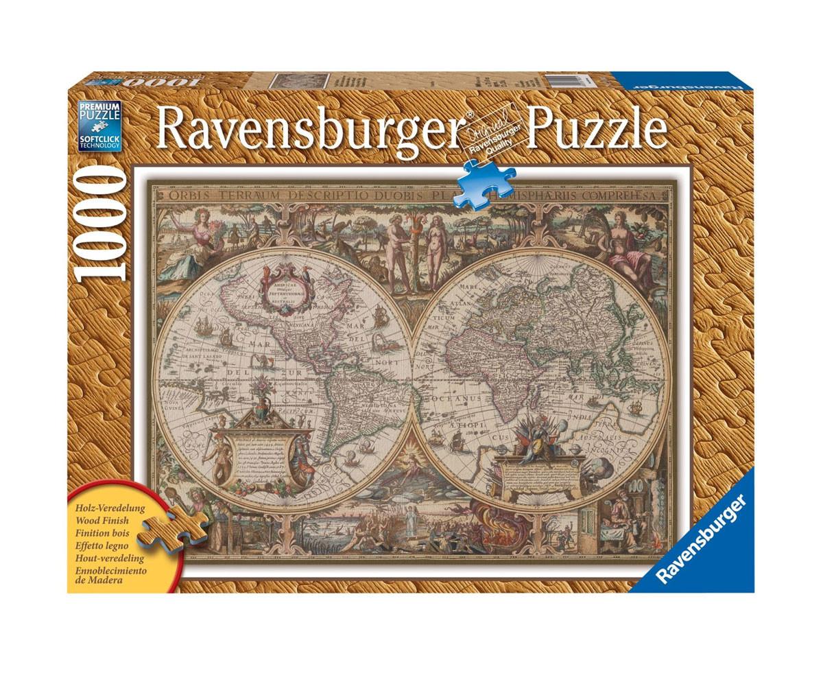 Пъзели Ravensburger Пъзели за възрастни 19004