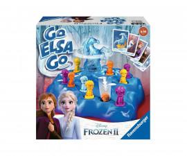 Детска настолна игра Ravensburger - Замръзналото кралство 2 - Давай Елза!