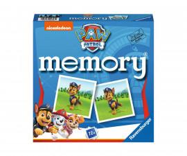 Ravensburger 20743 - мемори карти Пес Патрул, 72 бр.