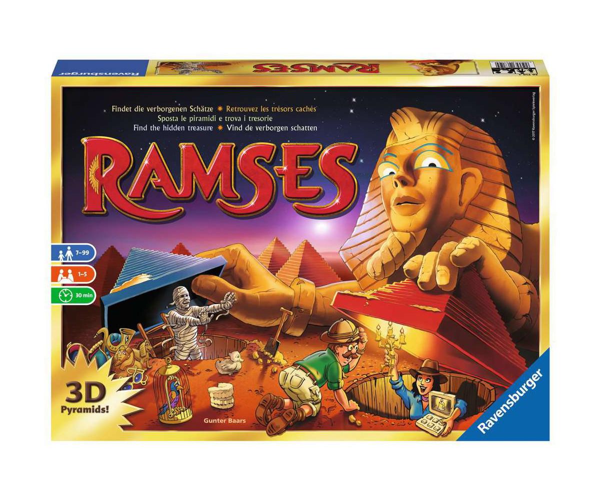 Ravensburger 26719 - Настолна игра - Рамзес