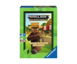 Ravensburger 26869 - Забавна игра - Minecraft: Земеделие и търговия