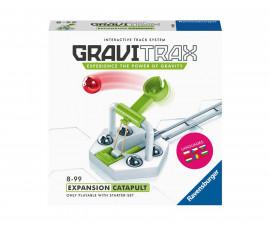 Ravensburger 27509 - Настолна игра GraviTrax - допълнение Катапулт