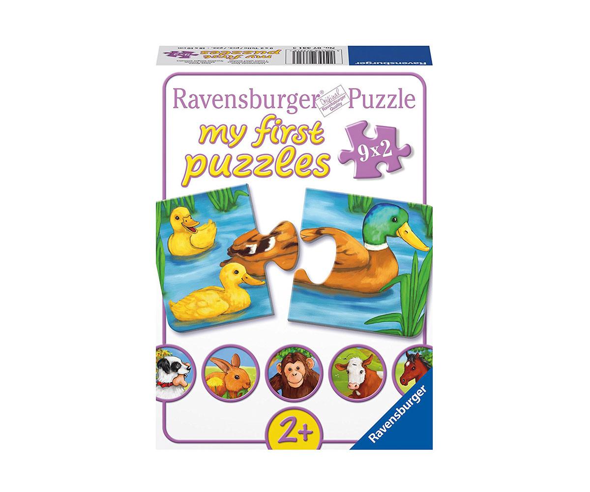 Детски пъзели Ravensburger Детски пъзели 7331