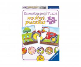 Детски пъзели Ravensburger Детски пъзели 7333
