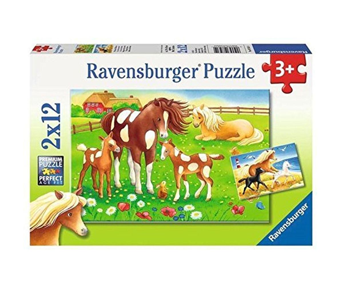 Детски пъзели Ravensburger Детски пъзели 7561