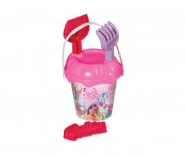 Dede 01279 - Малък комплект кофичка за пясък, Барби