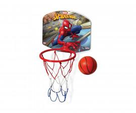 Dede 01495 - Малък баскетболен кош, Спайдърмен