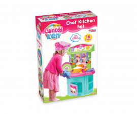 Dede 01505 - Кухня с аксесоари