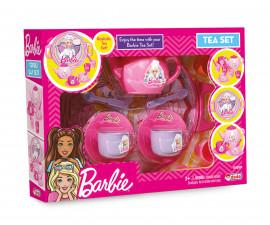 Dede 01510 - Комплект за чай, Барби