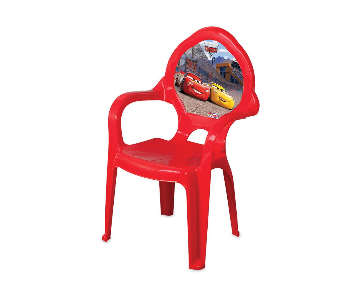 Dede 01807 - Детско пластмасово столче, Колите