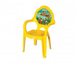 Dede 01808 - Детско пластмасово столче, Мики Маус