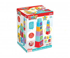 Dede 03464 - Кула за сортиране с кубчета