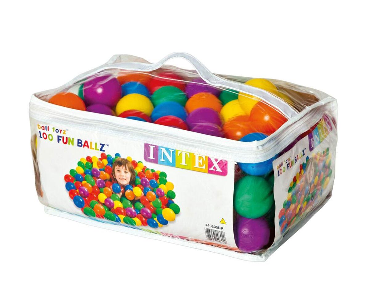 Забавни топки INTEX InToyz 49602NP