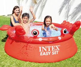 Детски надуваем басейн INTEX Easy Set - 26100NP