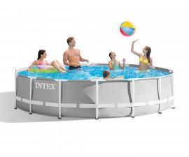 INTEX 26724NP - Prism Frame Pool Set