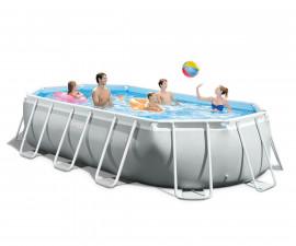INTEX 26796NP - Prism Frame Oval Pool Set