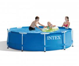 INTEX 28202NP - Metal Frame Pool Set