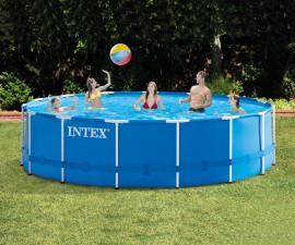 INTEX 28242NP - Metal Frame Pool Set