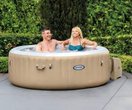 Надуваемо джакузи INTEX PureSpa Bubble Massage - 28426