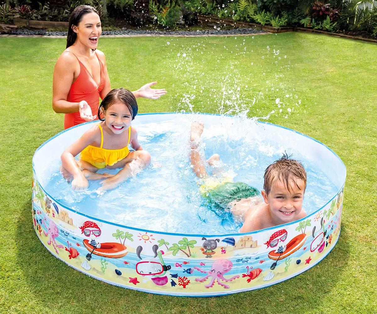 Детски басейни INTEX Wet Set 56451NP