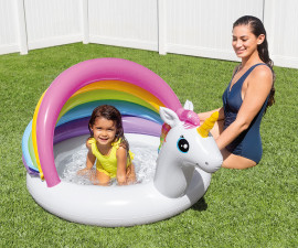 Бебешки надуваем басейн INTEX Summer Collection - 57113NP