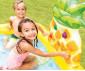 детски надуваем център за игра с пързалка Плодове Интекс thumb 5