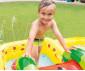 детски надуваем център за игра с пързалка Плодове Интекс thumb 8