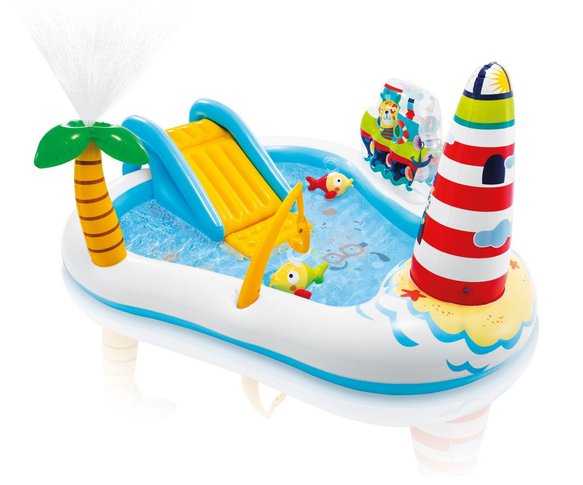 INTEX 57162NP - Fishing Fun Play Center