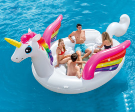 INTEX 57266EU - Unicorn Party Island