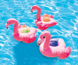 INTEX 57500NP - Flamingo Drink Holders