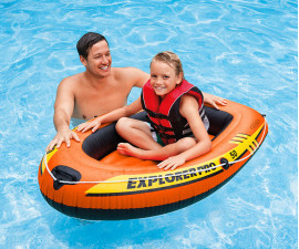 детска надуваема лодка Интекс Explorer Pro 50