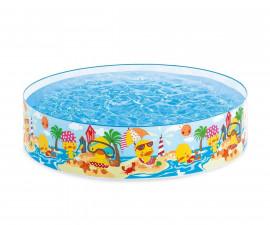 INTEX 58477NP - Duckling Snapset Pool