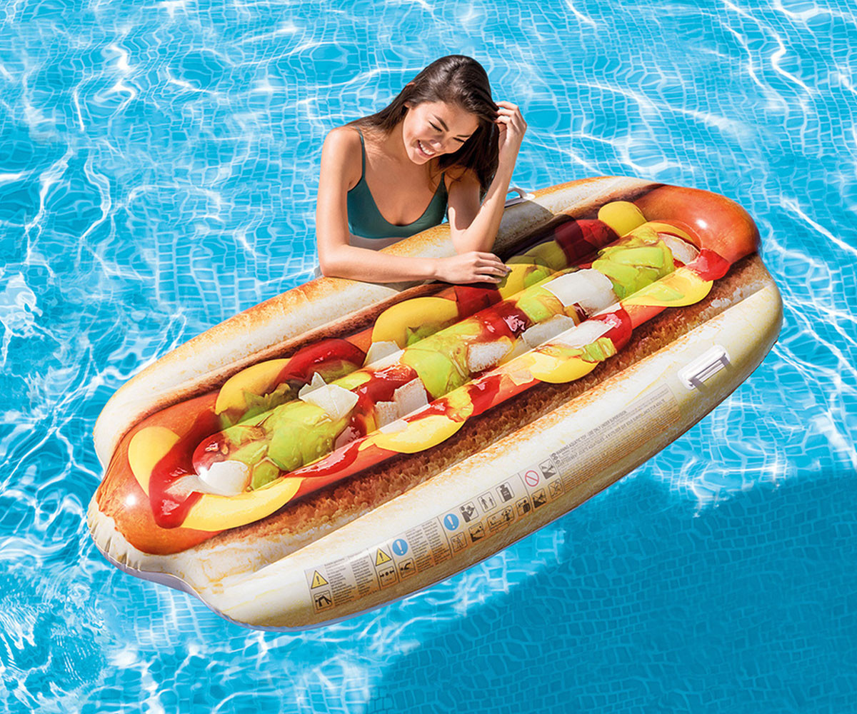 INTEX 58771EU - Hotdog Mat