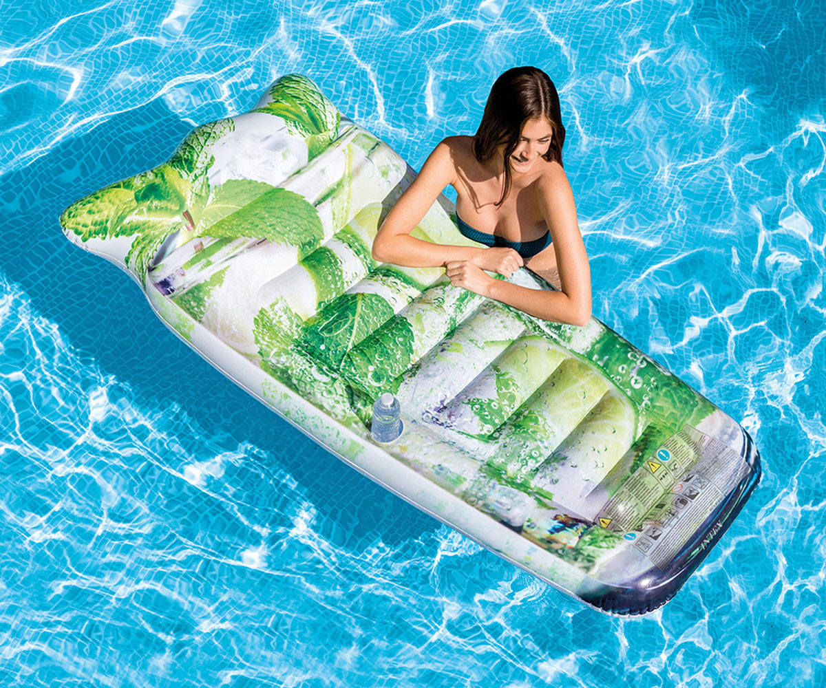INTEX 58778EU - Infused Sparkling Water Mat
