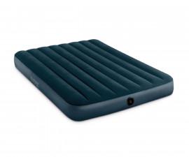 INTEX 64733 - Full Dura-Beam Midnight Green Downy Airbed