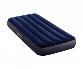 INTEX 64756 - JR. Twin Dura-Beam Series Classic Downy Airbed