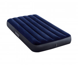 INTEX 64757 - Twin Dura-Beam Series Classic Downy Airbed